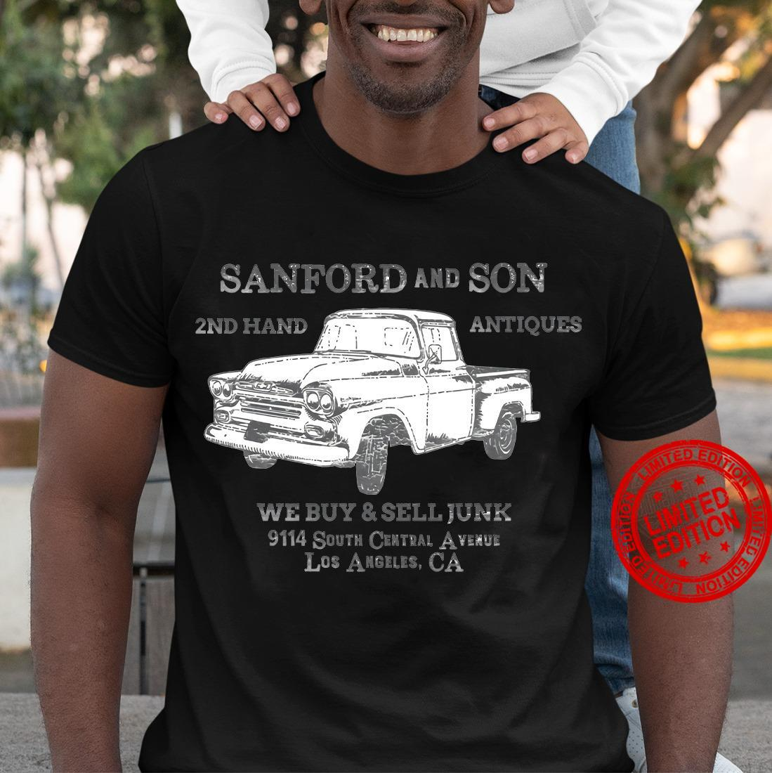 Sanford And Son 2nd Hand Antiques We Buy & Sell Junk Shirt