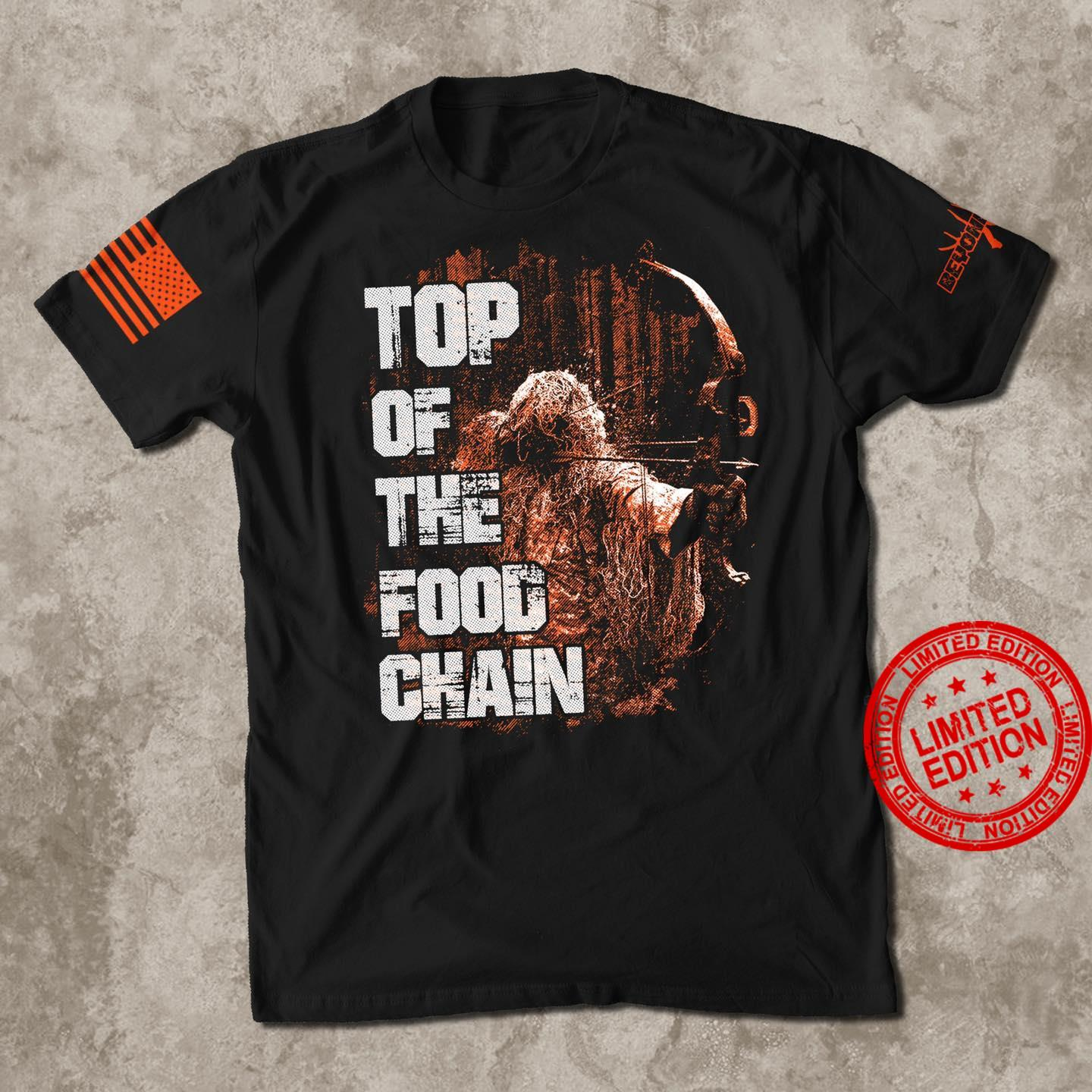Top Of The Food Chain Shirt